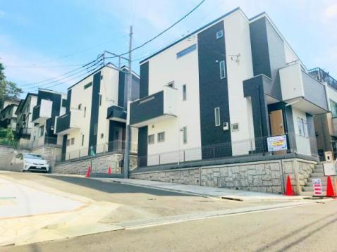 海老名駅まで徒歩19分!全6棟の開発分譲地です!!