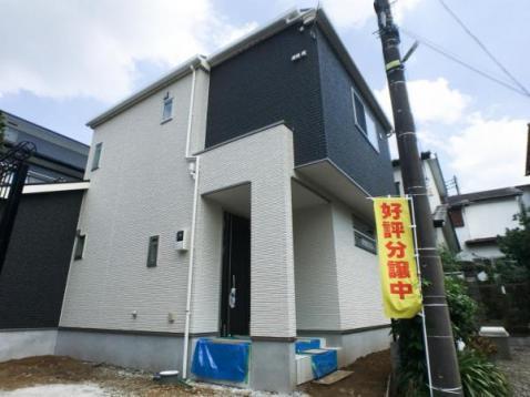 外観 旭化成パワーボードが外壁で注文住宅並みです!