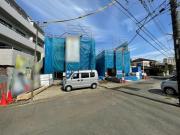 新築戸建東大和市南街 全3棟 東京都東大和市南街1丁目西武拝島線東大和市駅